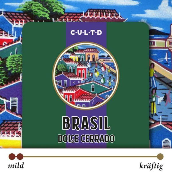 Brasil, arabica, CULTD, Maya kaffeeroesterei, bester Robusta Kaffee, 100 prozent robusta espresso, bio kaffee