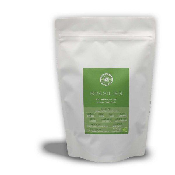 100% BIO Arabica Kaffee Espresso Brasilien